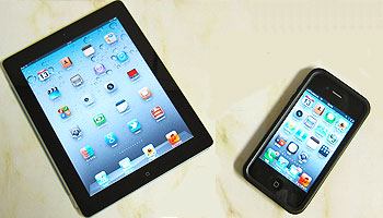 iPadやiPhoneについてもご相談下さい。