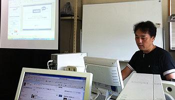 日田市出身のIT専門家によるFacebookの最新情報講演。
